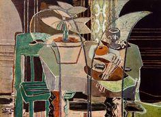 "alfiusdebux: "" Georges Braque, 1948 [source] """