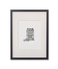 Know a sweet firefighter? Then he needs this iconic and timeless art print from Belle & Union Co. Hometown Heritage series is a collection of hand-rendered, signed illustrations reminiscent of times past and coveted memories present. Each reflects an iconic landmark or main street we hope evokes memories of a slower, more relaxed and peaceful pace and time.