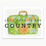 let's move to the country card from Pink Olive - $5.25