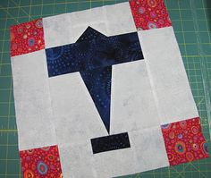 "love the uses of this in ""Victory Quilts"" by Eleanor Burns"