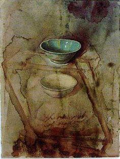 "Thornton Walker - ""Two Malaccan Bowls""."