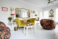 Creative Influences: a cute little table