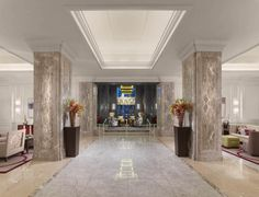 A Grand Renovation Transforms A Grand Hotel: The Ritz-Carlton San Francisco