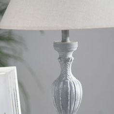 Fleur Ornate Lamp – Hutton and Hutton Bedroom Lighting, How To Antique Wood, Lamp Bases, Looking Stunning, Glow, Table Lamp, Bulb, Shades, Antiques