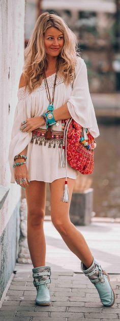 Sunset look #weloveboho#boho#bohemian#gypsy#freespirit#fashion#moda