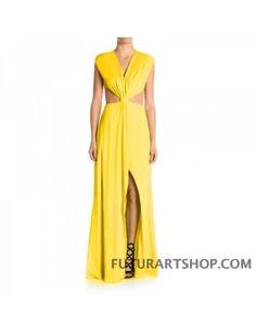 Dress Barrow giallo sole