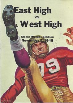 Waterloo, Iowa, East High School, West High School, Football Program, Cover