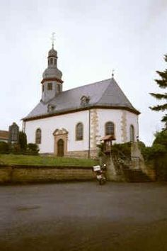 A church in Bisterschied Germany