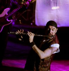 1° giugno @ Teatro Smeraldo JETHRO TULL'S IAN ANDERSON with band plays THICK AS A BRICK, 40TH ANNIVERSARY 2012 TOUR