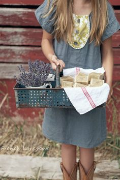 Love this Basket and the soaps too!