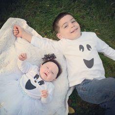 Cute kids Halloween costume idea