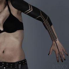 ROXX - 2Spirit Tattoo