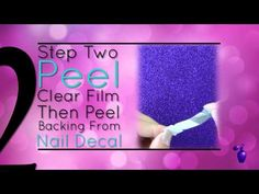▶ How To Apply O.P.I Nail Polish Strips - YouTube