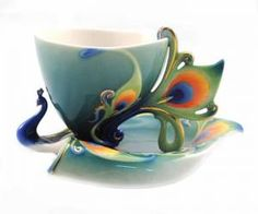 Unfortunately, this Peacock Cup and Saucer are out of stock. So is the matching spoon.