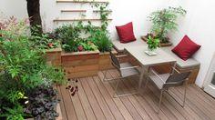 Jardins modernos por Fenton Roberts Garden Design
