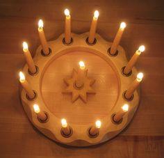 candlemas candles by waldorf mama, via Flickr