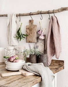 Put Some Wabi-Sabi Into Your Farmhouse Home Decor - The Cottage Market Raues Zeug. Put Some Wabi-Sabi Into Your Farmhouse Home Decor - The Cottage Market Decor, Interior, Scandinavian Home, Home Decor, House Interior, Norwegian House, Branch Decor, Furnishings, Rustic House
