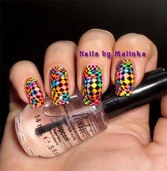 Nails by Malinka: B. Loves Plates - B.03 Mind Blown