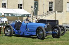 1936 Bugatti Type 59.