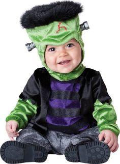 InCharacter Costumes, LLC Monster-Boo, Black/Green/Purple, Medium