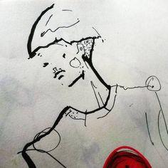 Been some time #sketchaday #artistmafia #artempire #worldofartists #artgallery #art_spotlight #art_empire #art_collective #instaart #bangbangstudio #draw #sketch #drawing #copicmarkers #pilotfineliner #sketching #art #artwork #moleskin #skechbook #copic #markers #concept #design #idsketching #speedsketch #characterdesign