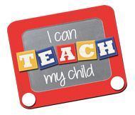 """I Can Teach My Child...Love this woman's blog. As a former 1st grade teacher she has a very simple, encouraging, and organized approach to help other moms """"become [their] child's first teacher."""""""