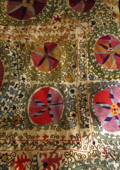 Judy's Journal: antique textiles