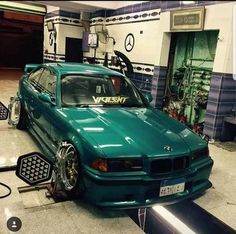 E60 Bmw, Bmw Alpina, Bmw E36 Drift, Bmw E36 Compact, Liberty Walk Cars, Car Paint Colors, E36 Coupe, Custom Chevy Trucks, Bmw I