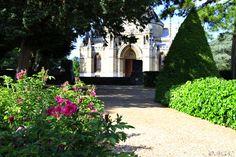 Le Parc de la Chapelle Royale St Louis de #Dreux #JM2JC #JEP2015 #Patrimoine