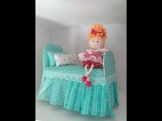Youtube, Baby, Doll Bedding, Fabric Animals, Fabric Dolls, Crafts, Craft, Recycling, Activities