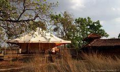 Forest Resort, Monsoon, Gazebo, Outdoor Structures, Kiosk, Cabana