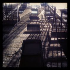 Shadows - Downtown Knoxville, Tennessee, USA