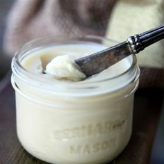 All natural recipe for super moisturizing Mango Citrus Body Butter.