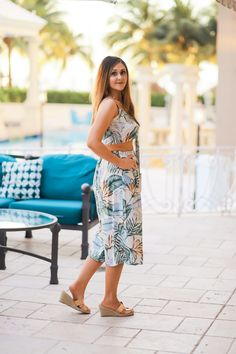 Tropical Print Two Piece Resort Look Royal Bahamian, Animal Party, Two Pieces, First Night, One Piece Swimsuit, Tropical, Budget, Swimsuits, Sleep