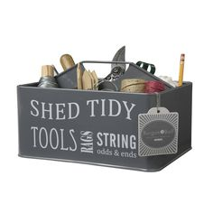 Shed Tidy caddy