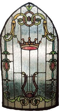 Stained glass, fused glass, beveled glass windows and leaded glass doors including leaded glass cabinetry for Lake Bluff, Milwaukee and Chicago.