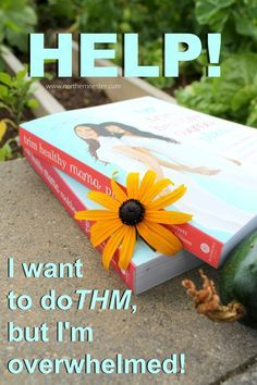 Are you overwhelmed by Trim Healthy Mama? Here's help: a summary of the plan, everything you need to get started, recipes and resources. It's right here.