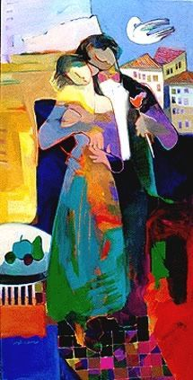 A Venice Night -- Hessam Abrishami
