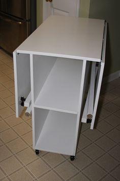 Crafts Arrow Gidget Adjustable Sewing Machine Storage