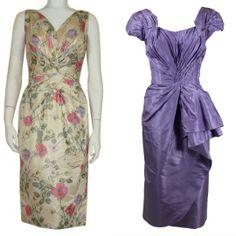 ceil chapman vintage designer dresses