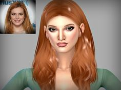 Hey guys, this is my version of Bella Thorne as requested by a fellow simmer :)  Found in TSR Category 'Sims 4 Young Adult Female Sims'