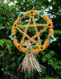 Your place to buy and sell all things handmade Wiccan, Magick, Witchcraft, Pagan Christmas, Bohemian Crafts, Corn Dolly, Pagan Art, Sabbats, Summer Solstice