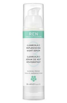 REN 'Clearcalm 3' Clarifying Night...
