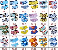 Free shipping/lovers underwear/Funny cartoon character women's ...