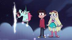 Star vs. the Forces of Evil - S1E02 - Party With a Pony
