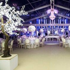 """""""Love #twilighttrees for #winterweddings #winterwedding @twilighttrees http://www.styleandthebride.co.uk/beautiful-style-tips-for-winter-weddings/"""""""