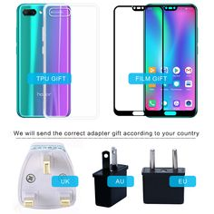 """5.84"""" Huawei Honor 10 Android 8.1 Kirin 970 Octa Core Mobile Phone 6GB RAM 64GB/128GB ROM 2280x1080 3 Cameras 24.0MP+16.0MP NFC  Price: 472.00 & FREE Shipping #computers #shopping #electronics #home #garden #LED #mobiles #rc #security #toys #bargain #coolstuff 