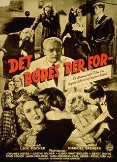 Det bødes der for (1944)