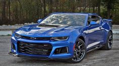 The 2017 Camaro ZL1 is stunning!