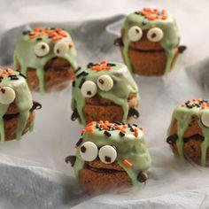 Chcolate Chip Cookie Frankensteins